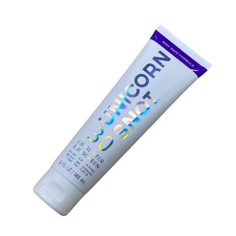 Unicorn Snot Sunscreen, Purple