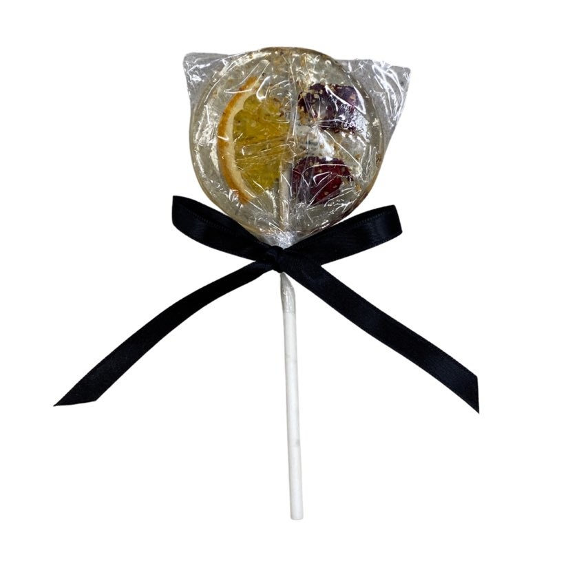 Old Fashioned Cocktail Lollipop