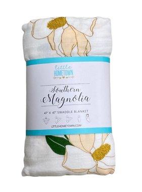 Magnolia Swaddle Blanket