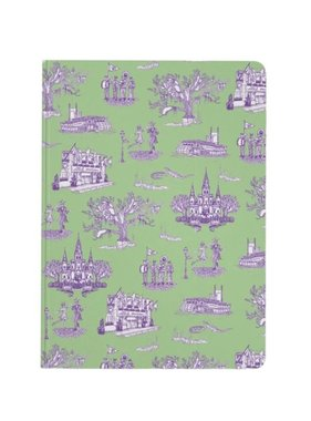 New Orleans Toile Journal