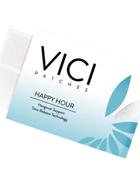 Happy Hour Hangover Patches, 6pk