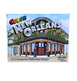 Color New Orleans Coloring Book