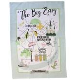 Big Easy Flour Sack Towel