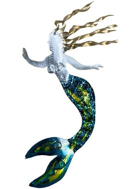 Mermaid Metal Art