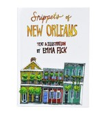 Snippets of New Orleans Book