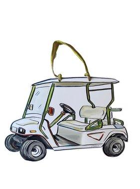 Golf Cart Door Hanger