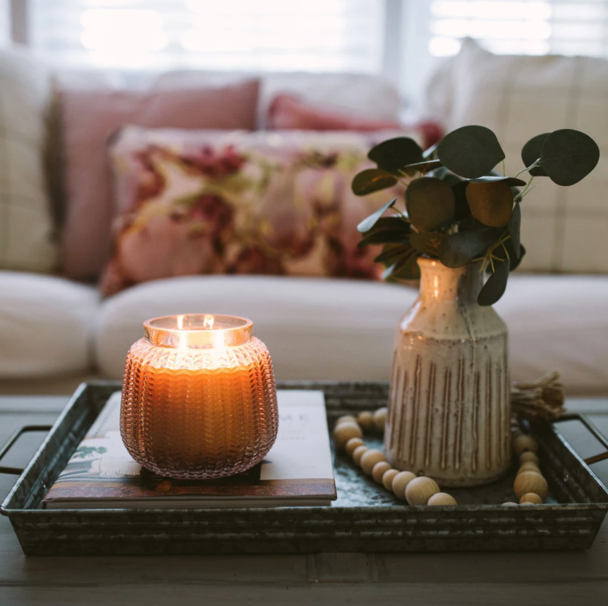 Sweet Grace Candle #034