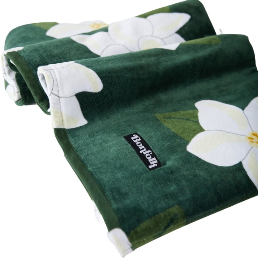 Magnolia Beach Towel