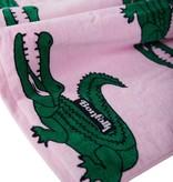 Gator Beach Towel