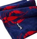 Crawfish Beach Towel
