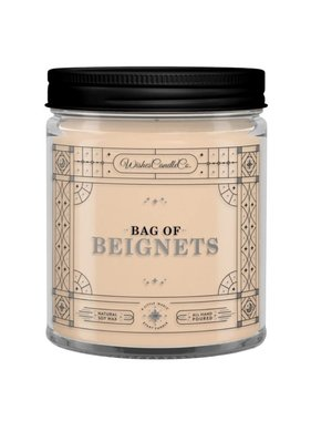 Bag of Beignets Candle