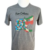 NOLA Neighborhoods Tee
