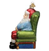 Vaccinated Santa Ornament *Pre-Sale*