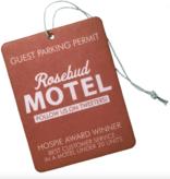 Rosebud Motel Air Freshener
