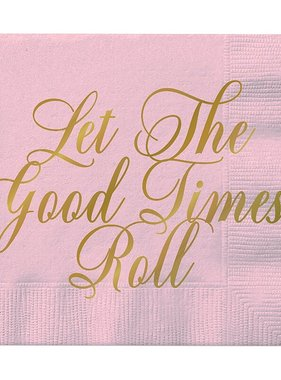 Let the Good Times Roll Napkin