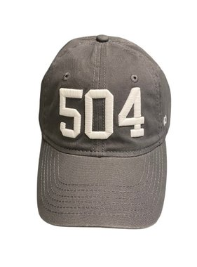504 Grey Hat