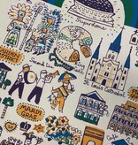 New Orleans Icons Tote