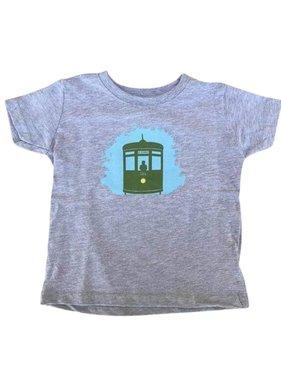 NOLA Streetcar Toddler Tee