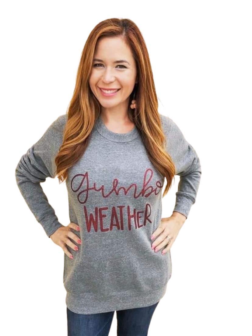 Gumbo Weather Sweater