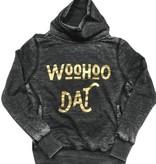 WooHoo Dat Cowl Neck Sweater