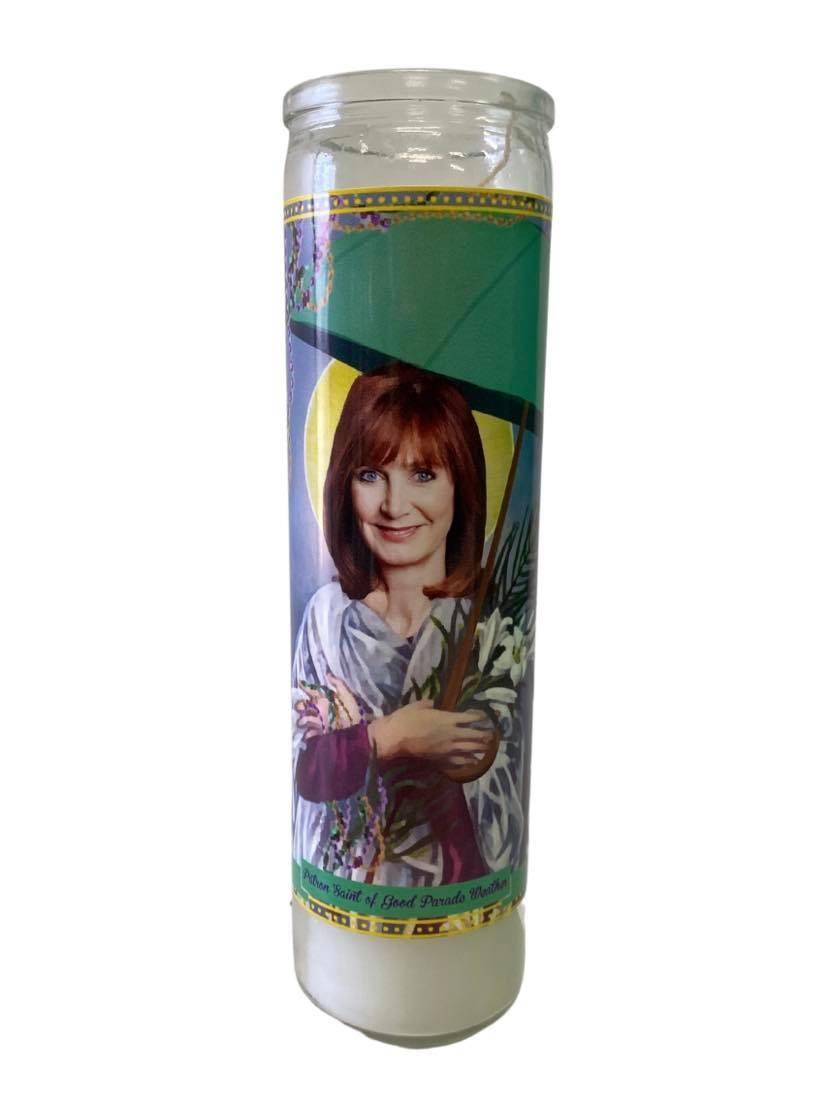 Margaret Orr Saint Candle