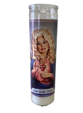 Dolly Parton Saint Candle