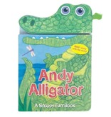 Snappy Heads Andy Alligator Book