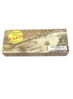 New Orleans Famous Pralines, Box of 12