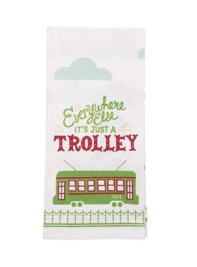 Trolley Towel