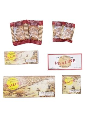 New Orleans Famous Praline Company Variety Pack