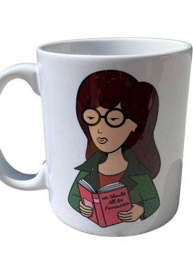 Daria Feminist Mug