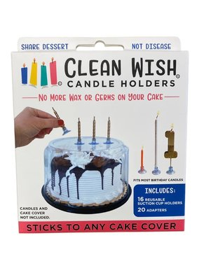 Clean Wish Candle Holder