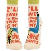 Blue Q My Sweatpants Ankle Socks