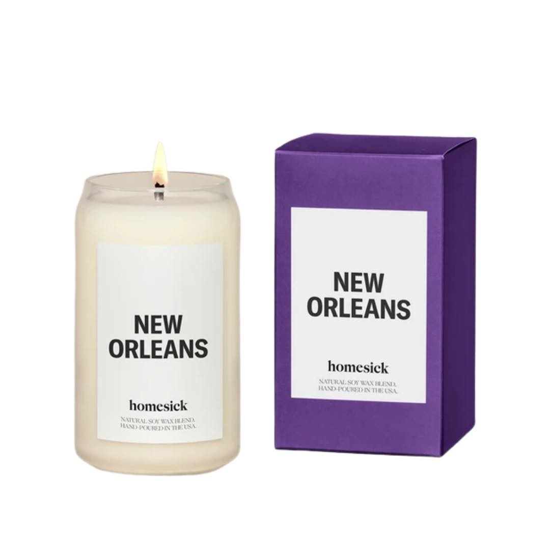 New Orleans Homesick Candle