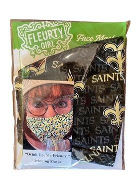 Drinking Face Mask, Saints