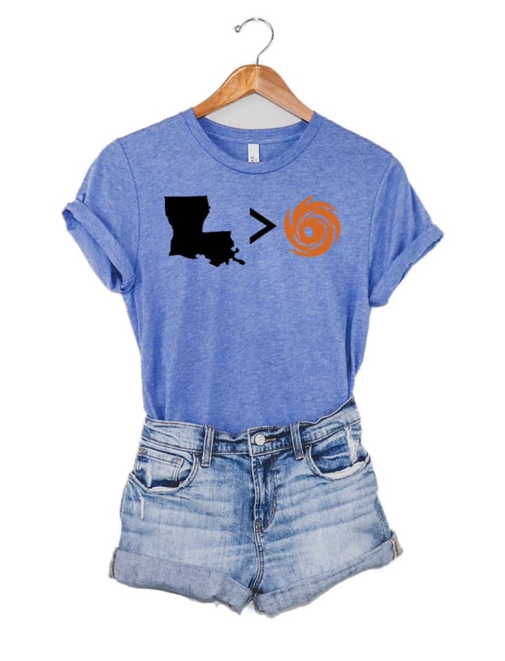 Louisiana > Hurricanes Tee *Pre-Sale*