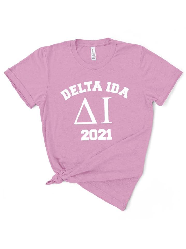 Delta Ida 2021 Tee *Pre-Sale*