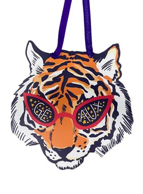Geaux Tiger Sunglasses Door Hanger