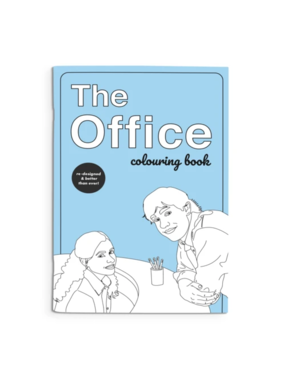 The Office Coloring Book