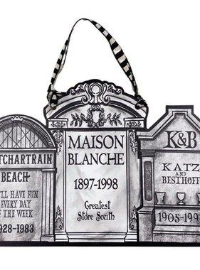 Ain't Dere Cemetery Door Hanger