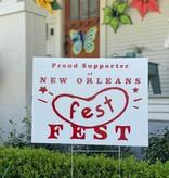 Fest Fest Sign
