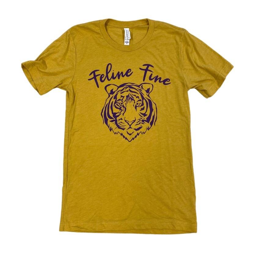 Feline Fine Tee