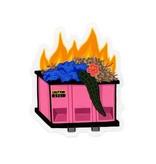 2021 Dumpster Fire Sticker