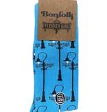 Bonfolk Bay St Louis Socks
