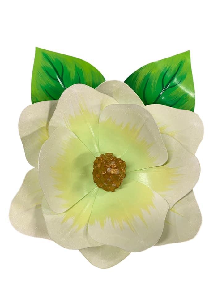 Mardi Gras Float Flower, Magnolia