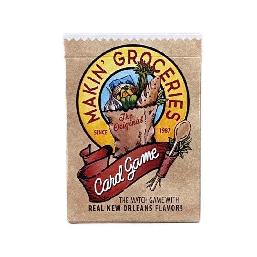 Makin' Groceries Card Game