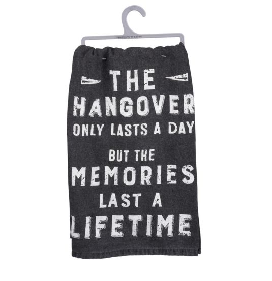 Primitives by Kathy The Hangover Towel