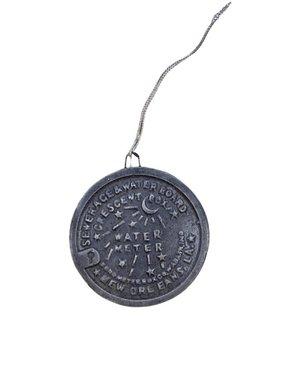 Ceramic Water Meter Ornament