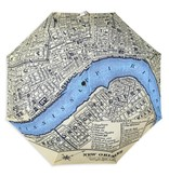 New Orleans Map Umbrella