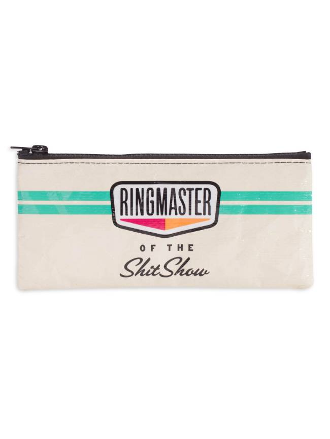 Blue Q Ringmaster Pencil Case